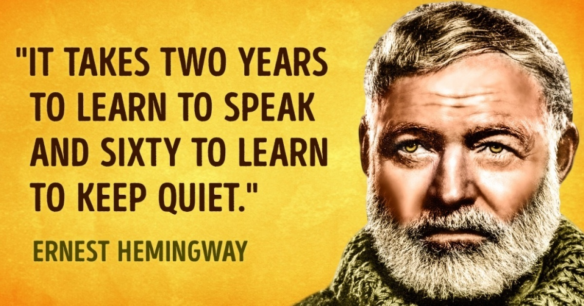 15 Things it Took Me 60 Years to Learn