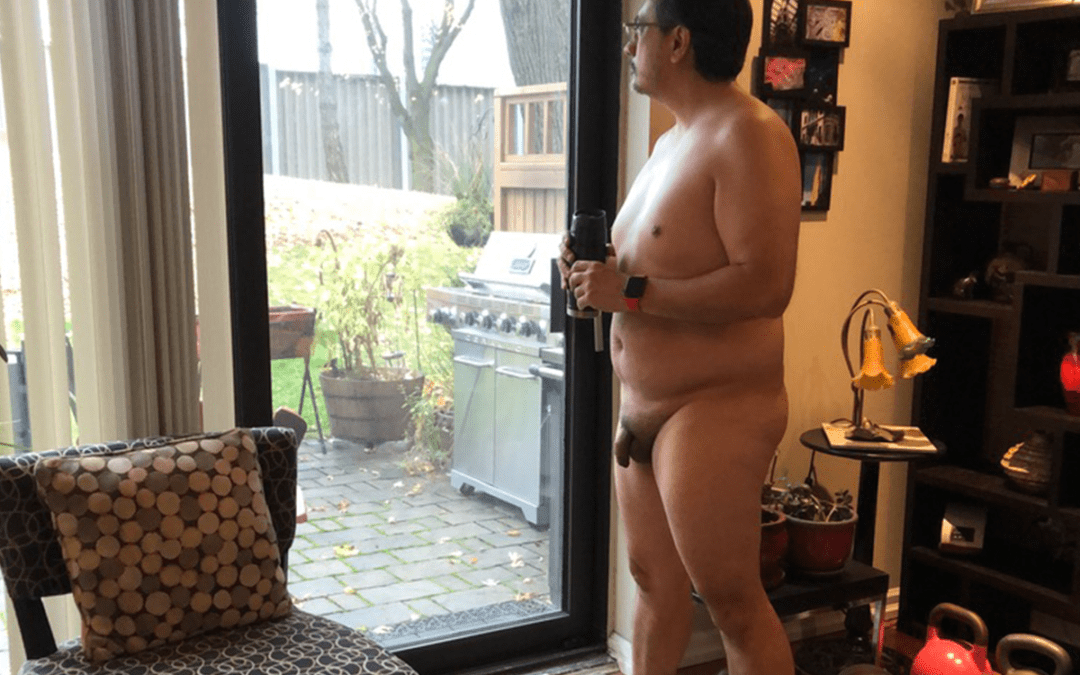I'm a (not so) Closeted Nudist