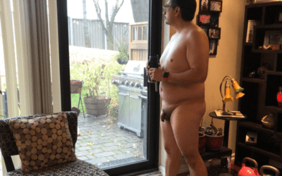 I'm a (not so) Closeted Nudist